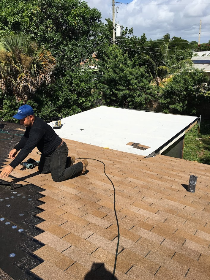 Roofing Repair In Fort Lauderdale - Tom Joseph