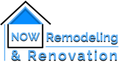 NOW Remodeling & Renovation Logo